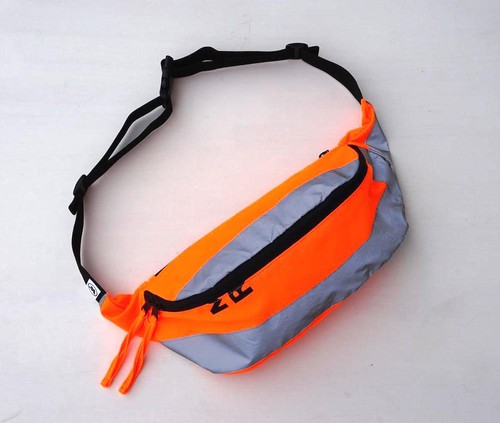 """REFLECTION BODY&TAIL BAG"" NEON ORANGE"