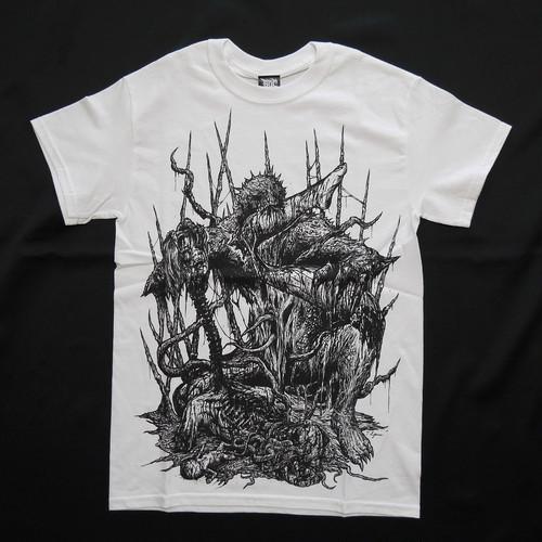 【在庫限り】Feast of the Unbirthed T-shirt White