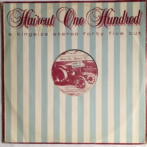 【12inch・英盤】Haircut One Hundred / Fantastic Day
