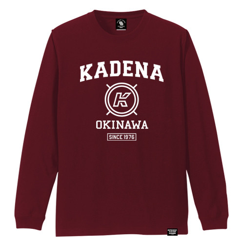 KADENA TOWN LONG SLEEVE TEE