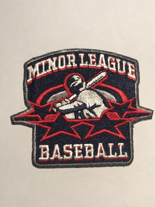 "Patch""MINOR LEAGUE BASEBALL"""
