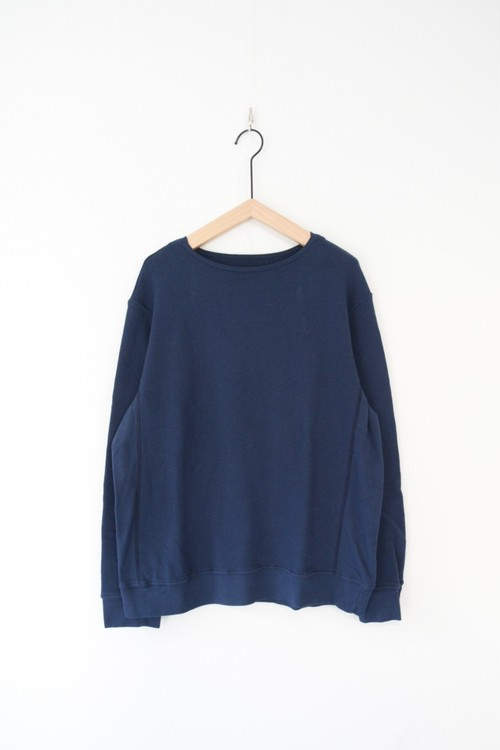 【UNICS】FRENCH TERRY BOATNECK TEE/UNC-003