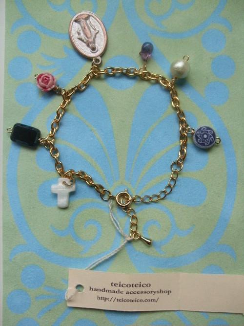 baeds mix bracelet