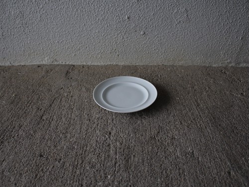 Henning Koppel Dishes B&G ヘニング・コッペル ホワイトプレート