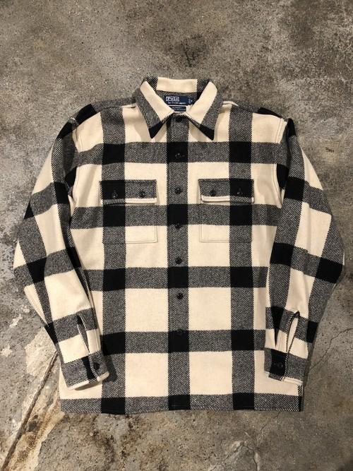 Polo Ralph Lauren Buffalo Check CPO Shirt