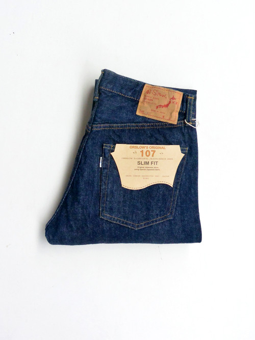 orslow(オアスロウ) 107 SLIM FIT DENIM ONE WASH