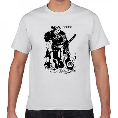 織田信長 戦国 尾張 天下人 戦国武将 歴史人物Tシャツ018