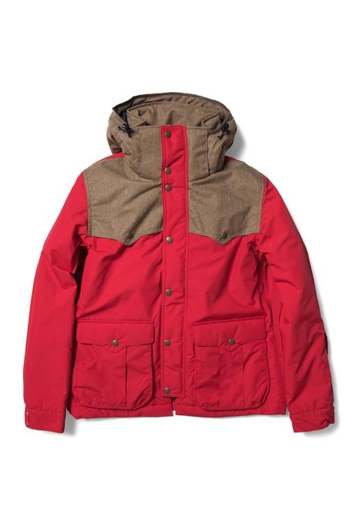 Navajo Classic Jacket / red