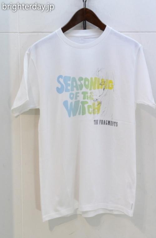 SEASONING × FRAGMENT DESIGN Tシャツ