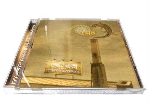[USED] Tonal Y Nagual - La Sierra Mecánica (2009) [CD]