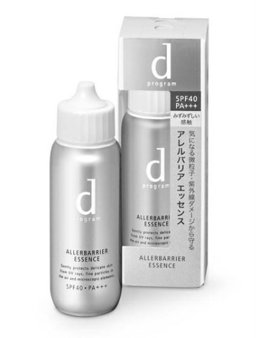d プログラム アレルバリア エッセンス みずみずしい感触<敏感肌用 日中用美容液>