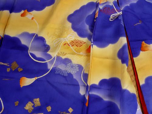 アンティークな長羽織