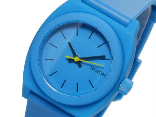 ニクソン NIXON スモールタイムテラーP SMALL TIME TELLER P クオーツ レディース 腕時計 A425-314 ブルー