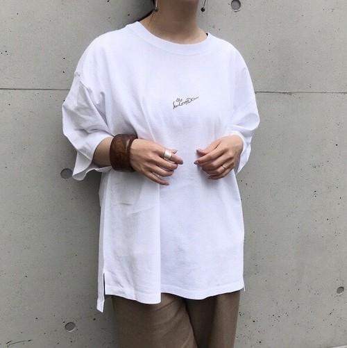 tsgd over t-shirt/brown