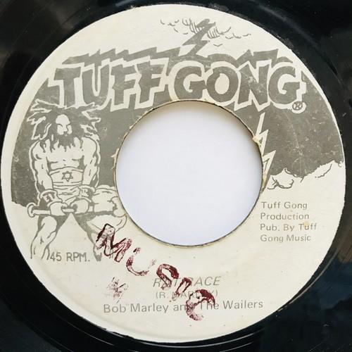 Bob Marley & The Wailers - Rat Race【7-11032】
