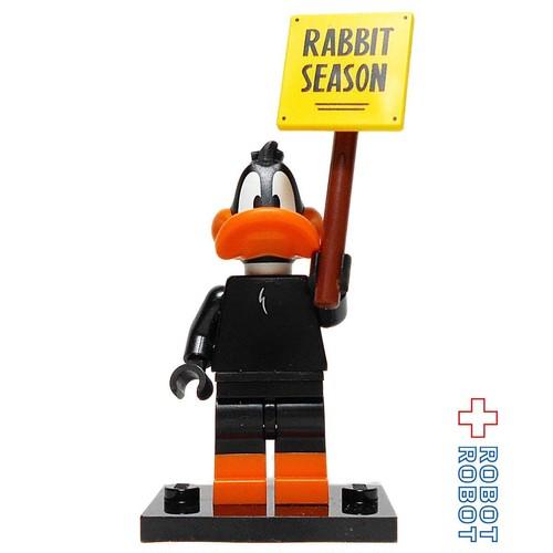 レゴ LEGO ミニフィグ ルーニーチューンズ ダフィー・ダック