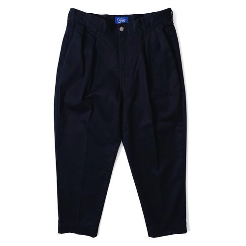 WEST POINT WIDE TAPERD PANTS【NAVY】