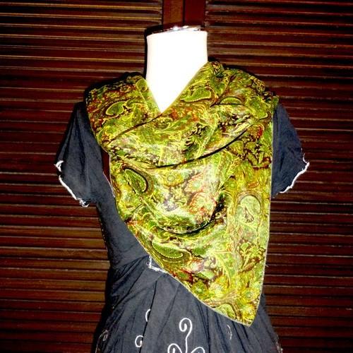 saris012 シルクサリーショール