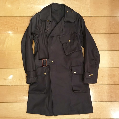 ANACHRONORM 『VENTILE COTTON TRENCH COAT』