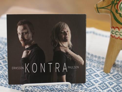 【北欧CD】KONTRA / Josefina Paulson【伝統】