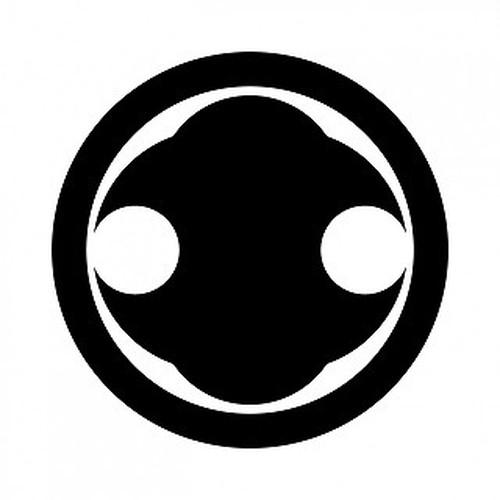 丸に花形分銅 aiデータ