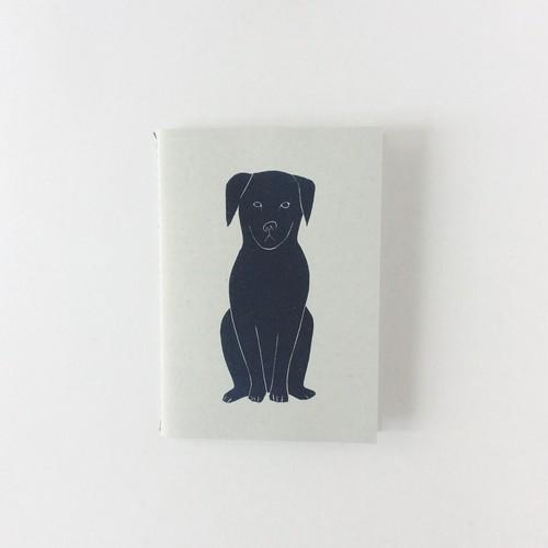 kanaexpress Notebook 黒犬