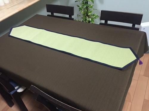 畳テーブルランナー