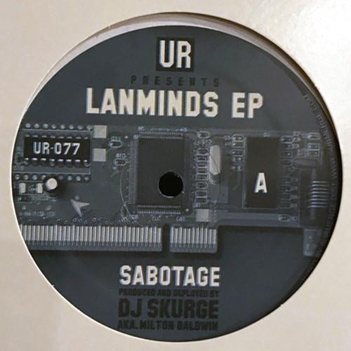 DJ SKURGE - Skurge EP (12inch)