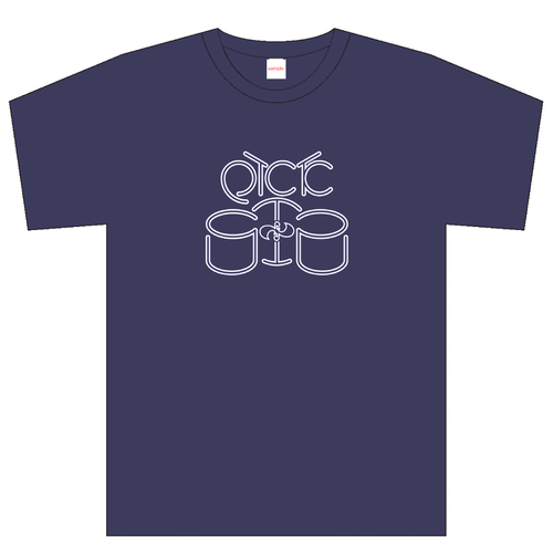 Tシャツ_drums