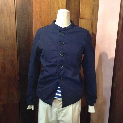 """""""yarmo"""" work jacket (ネイビー)"""
