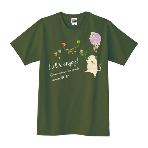 【Olive】YHM2017 Official-T
