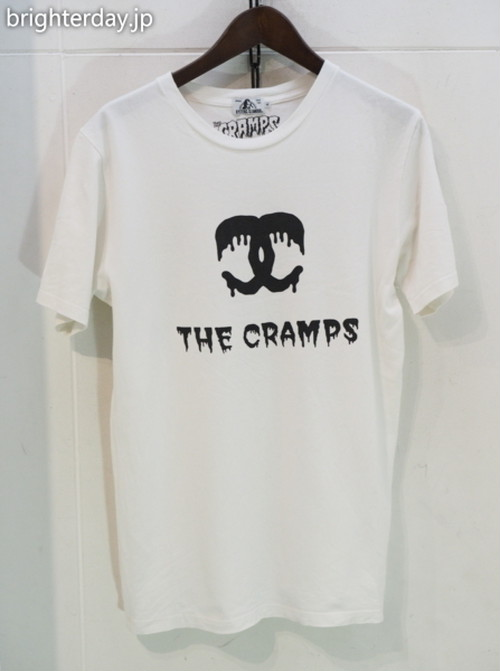 HYSTERIC GLAMOUR CRAMPS Tシャツ