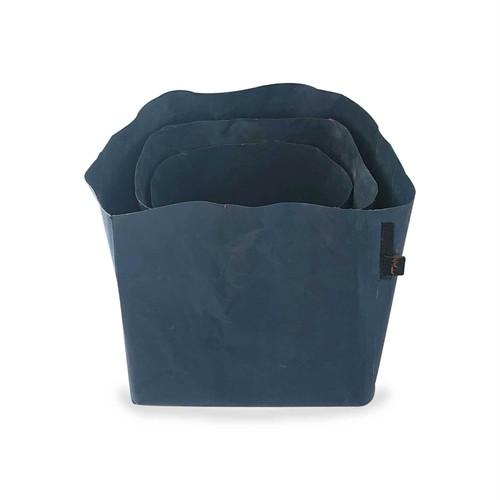 Paper Pot Cover Navy Set (22,26,30)