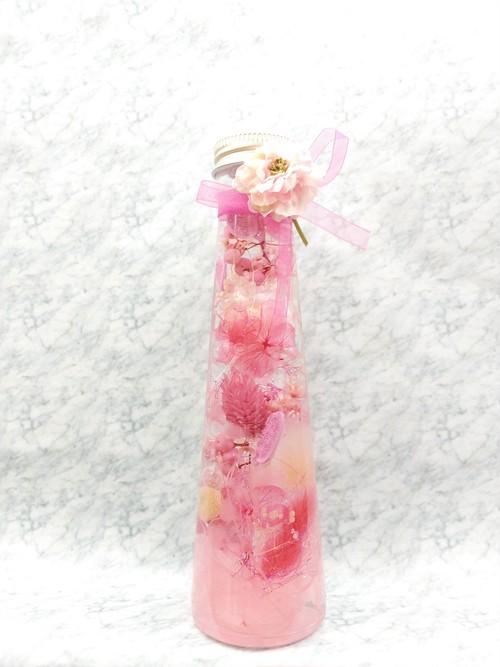 幸せのエッセンス ハーバリウム ~ピンク~