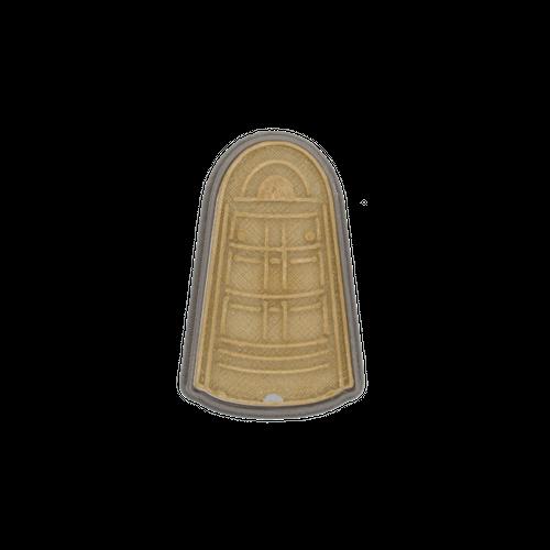 袈裟襷文銅鐸 (けさだすきもんどうたく) 0218