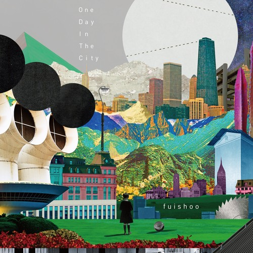 """【PFCD92】fuishoo """"One Day In The City"""" CD"""