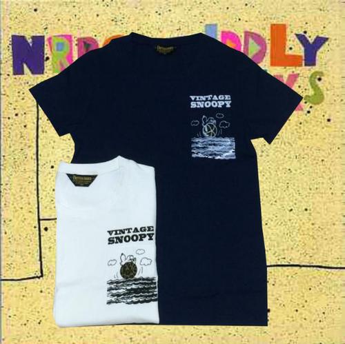 Tシャツ スヌーピー BitterEnder/SNOOPYコラボ BALL-Tシャツ ユニセックス