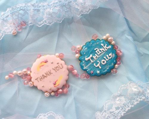 【Thankyou】アイシングクッキー