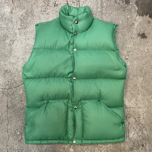 70's The North Face down vest