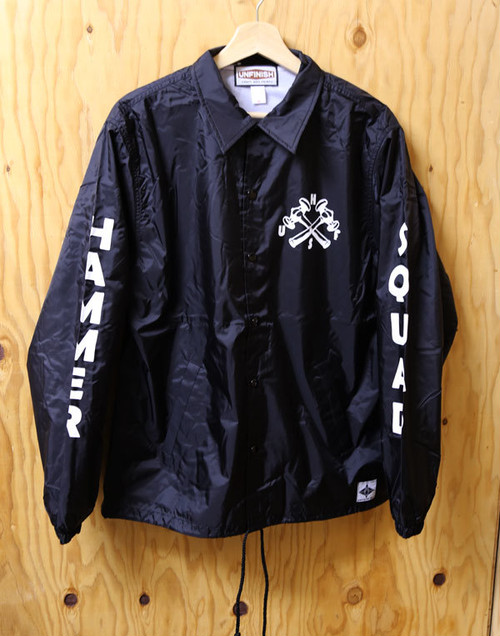 UNFINISH COACH JACKET