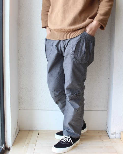 A Vontade (アボンタージ) / Fatigue Trousers(ファティーグ トラウザーズ)グレー