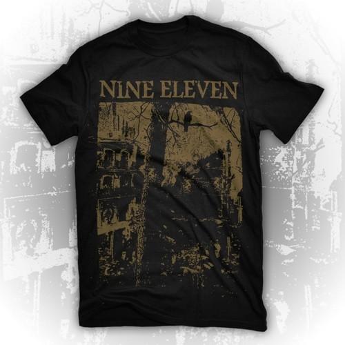 【DISTRO】Nine Eleven / T-Shirt
