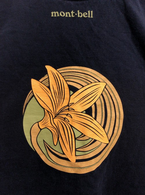 2000's mont-bell lily T's