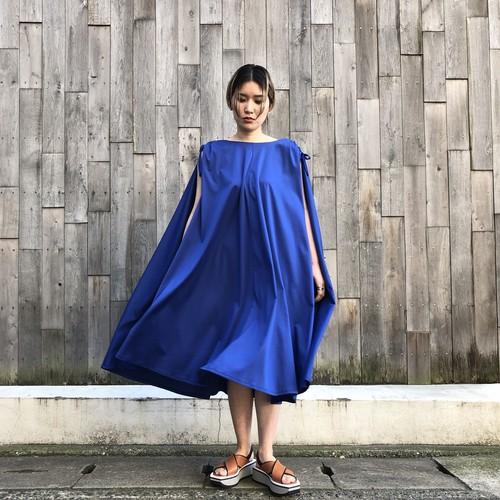 【20SS】COGTHEBIGSMOKE コグ ザ ビッグスモーク / Ribbon One piece (BLUE)