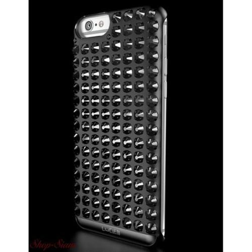 LUCIEN(ルシアン) iPhone6 Plus/6S Plus case SPECTRUM <Black・ブラック>