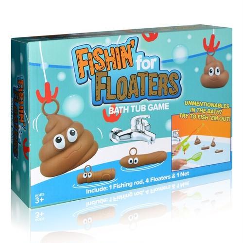 Fishin' For Floaters うんこ釣りゲーム お風呂 おもちゃ