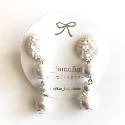 kui_fumufumu ピアス / イヤリング KF-039