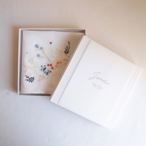 Embroidery Kit 【Jardin】| Sunny Thread 刺繍キット