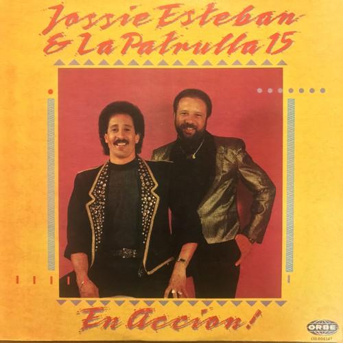 JOSSIE ESTEBAN Y LA PATRULLA 15 / EN ACCION (1990)
