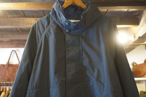 NAUTICA dark-navy nylon zip-up Jacket